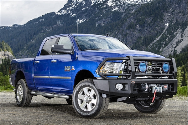 DODGE RAM 2500-3500 FULL DELUXE MODULAR WINCH BAR KIT