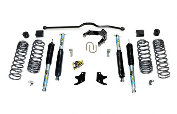 AEV - JK DualSport XT Suspension 2.5""