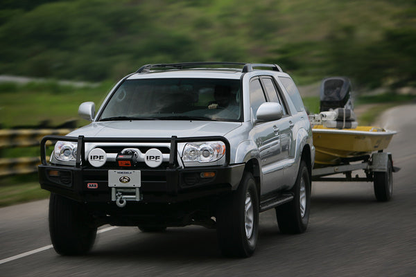 ARB DELUXE BAR TOYOTA 4RUNNER 2003-05 (Compatible with MLO Light Pods)