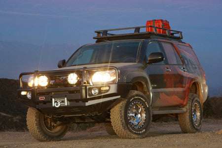 ARB DELUXE BAR TOYOTA 4RUNNER 2006-09 (Compatible with MLO Light Pods)