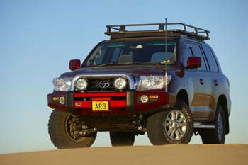 ARB MODULAR SAHARA BAR TOYOTA LAND CRUISER 200 SERIES 2012-15