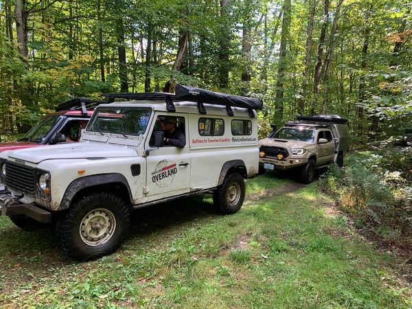 MLO New England 2019 Trail Ride Series