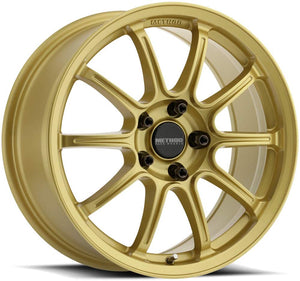 Method 503 Rally Wheels - Gold