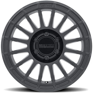 Method 314 Street Series Wheels - Matte Black