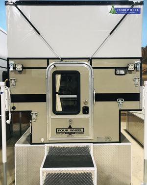 2019 Four Wheel Campers HAWK - Shell Model - COMING SOON