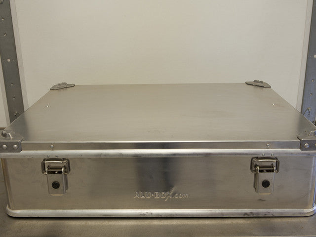 Aluminum Storage Boxes