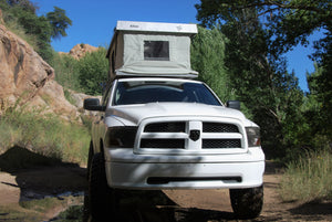 AT Overland Equipment - Atlas Truck Topper