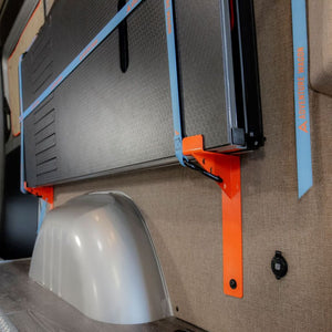 Adventure Wagon MOAB Sit-n-Stow Bracket Kit