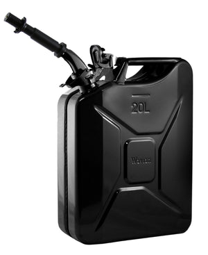 Black 5.3 Gallon Fuel Can