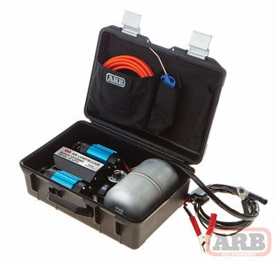 ARB Twin High Performance 12 Volt Portable Air Compressor (CKMTP12) - Free Shipping