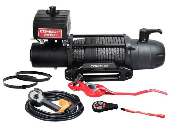 COMEUP SEAL Gen2 9.5rs Slim 12V Winch