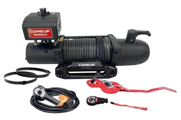 COMEUP SEAL Gen2 12.5rs Slim 12V Winch