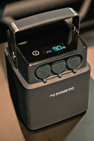 Dometic - PLB40 Portable Lithium Battery, 40 Ah