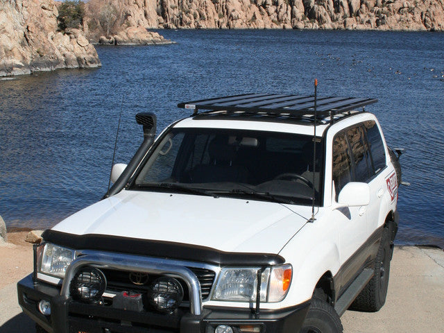 K9 2 Meter Roof Rack System For Toyota Land Cruiser 100 Series Free Shipping