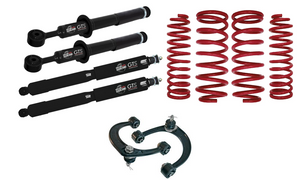 "GTS SUSPENSION & SPC UCA Bundle - 5th Gen Toyota 4Runner 2.0"" Lift Kit"