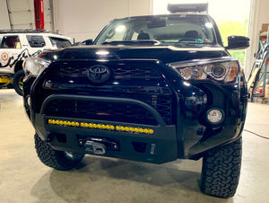 Main Line Overland Center Bumper - 2014+ 5th Gen 4Runner