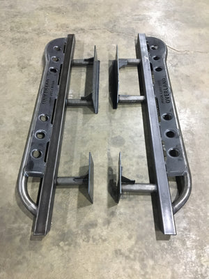 Main Line Overland Rock Sliders - 2010+ 5th Gen 4Runner & Lexus GX460