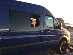 Terrawagen Sprinter Side Sliding Windows 2007-2018