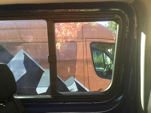 Terrawagen Sprinter Slider window inner rubber seal