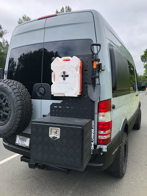 Owl Van Engineering Sherpa Cargo Carrier for Sprinter and Revel - NCV3 2007-2018