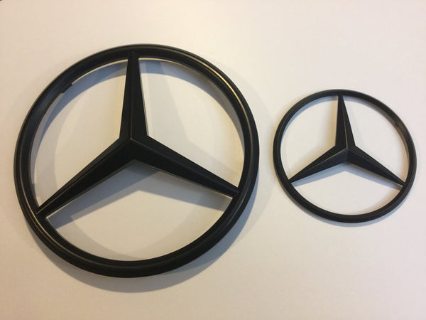 Terrawagen Sprinter Front and Rear Emblem Combo
