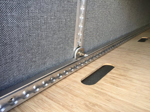 Adventure Wagon MOAB Bed Mounting Rails