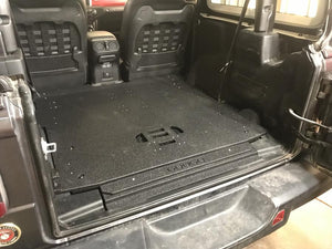 Goose Gear- Jeep JL 2 Door Plate Systems 2018+
