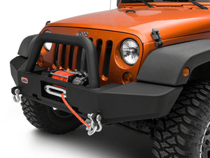 ARB Rock Bar Bumper- Jeep JK