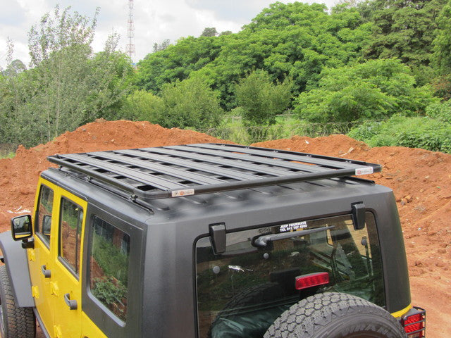 Eezi Awn K9 2.2 Meter Roof Rack System for Jeep Wrangler JK 4 Dr *Free Shipping*