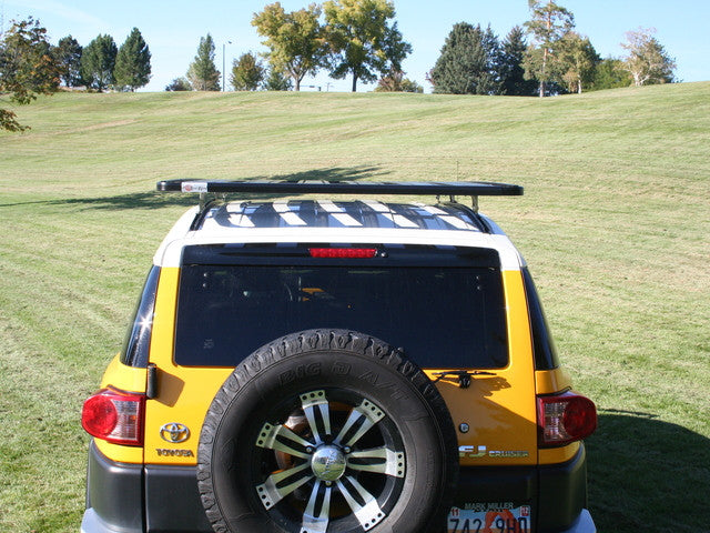 Eezi Awn K9 2 Meter Roof Rack System For Toyota Fj Cruiser
