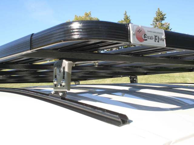 Eezi Awn K9 2 2 Meter Roof Rack System For Toyota Fj