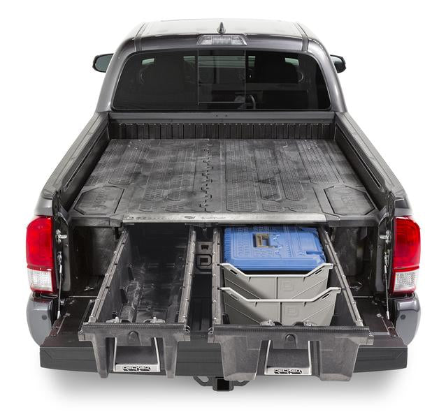 "Decked- Toyota Tacoma/ 2005-2018/ 6'2"" Bed Length"