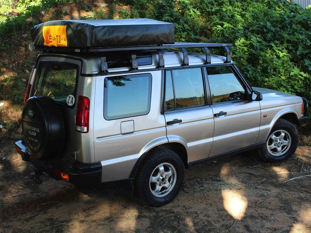 Eezi Awn K9 2 2 Meter Roof Rack System For Land Rover
