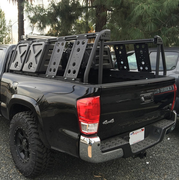 LEITNER DESIGNS - Active Cargo System - 2016+ Toyota Tacoma Long Bed