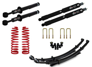 "GTS SUSPENSION - 2nd Gen Toyota Tacoma 2.0"" Lift Kit"