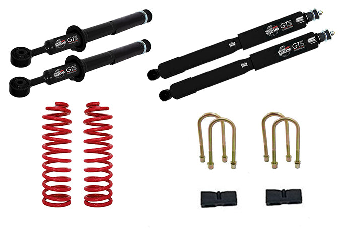 GTS SUSPENSION - 2nd and 3rd Gen Toyota Tacoma 2 0