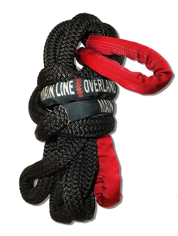 "MLO 1"" x 30' Kinetic Recovery Rope"