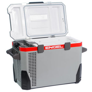 ENGEL-MR040 40 Quart Portable Top-Opening 12/24V DC-110V/120V AC Fridge-Freezer