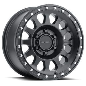 Method 315 Street Series Wheels - Matte Black