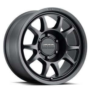 Method 702 Trail Series Wheels - Matte Black