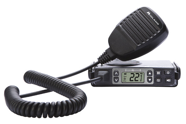 Midland- MXT105 MicroMobile® Two-Way Radio