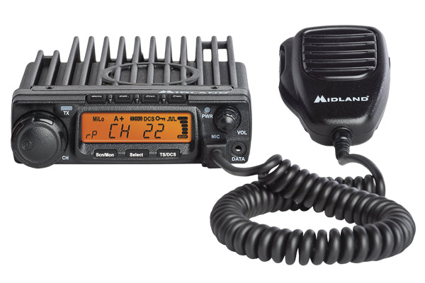 Midland- MXT400 MicroMobile® Two-Way Radio