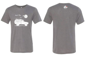 "MLO Green Monster ""Surf Rig"" - Tee Shirt"