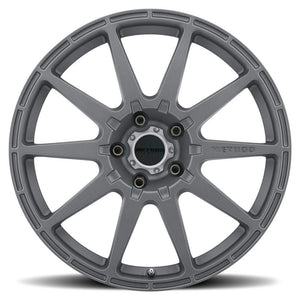 Method 501 Rally Wheels - Titanium