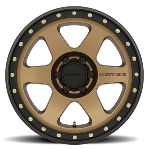 Method 310 Con 6 Street Series Wheels - Bronze