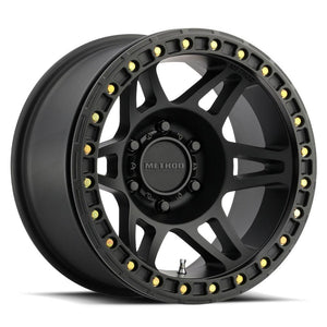 Method 106 Beadlock Race Wheels - Matte Black