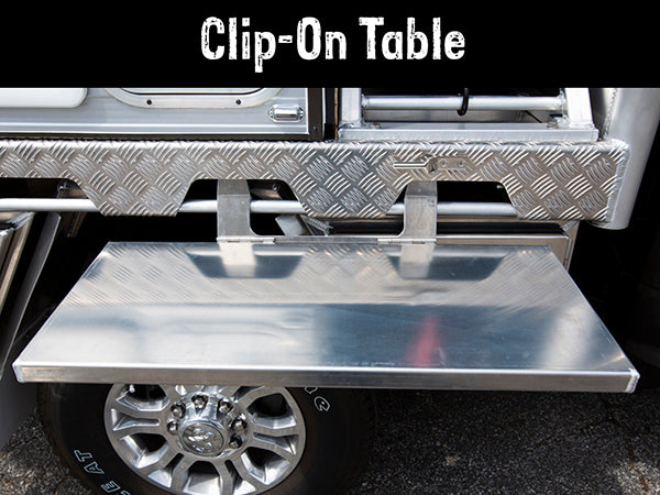 Norweld Clip-On Table