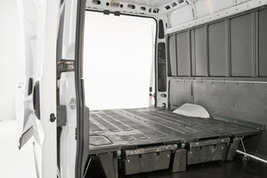 "Decked- Mercedes Benz Sprinter Cargo Van (2007-Current) 170"" Wheel Base"