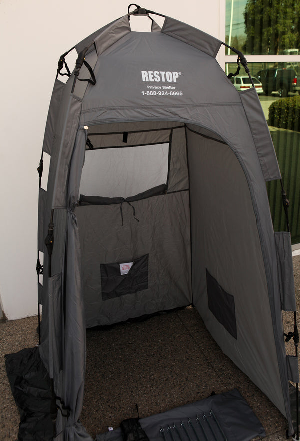RS500 RESTOP Privacy Shelter