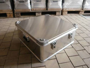 Alu-Box 67 Liter Aluminum Storage Case ABS67
